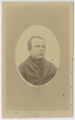 Prisoner William HARRISON